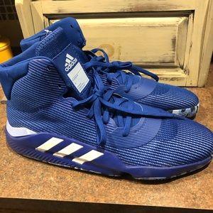 NWT adidas basketball shoes size 20
